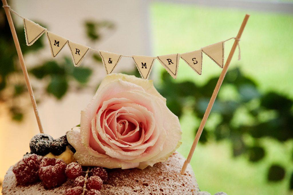 Stijl bruiloft