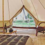 bruidssuite tent
