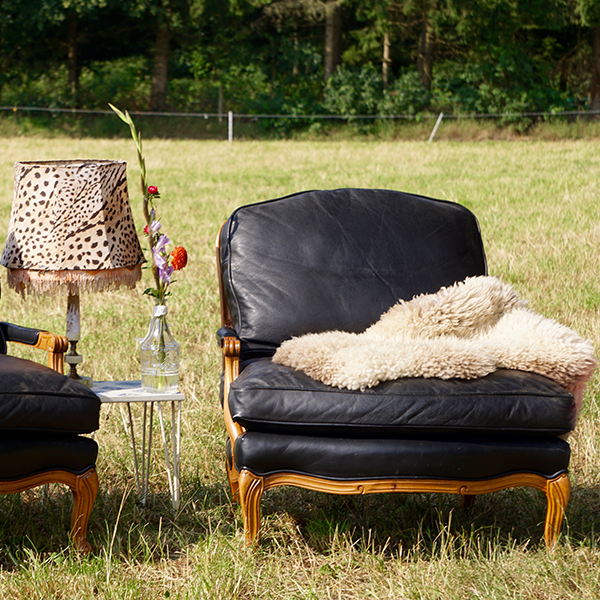 fauteuil barok