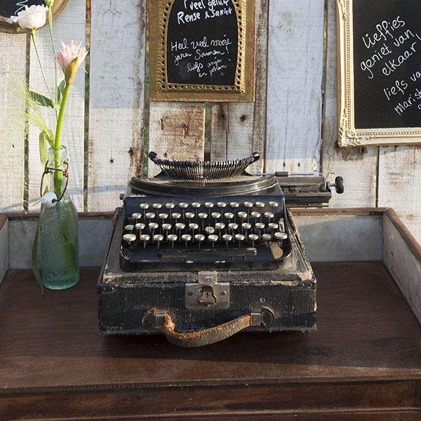 vintage typmachine