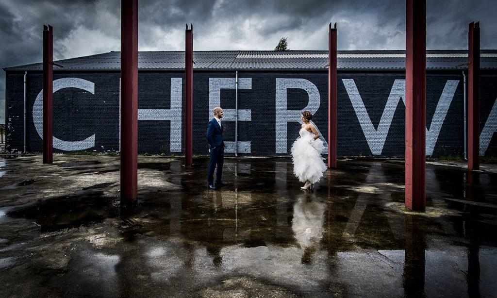 steenfabriek bruiloft