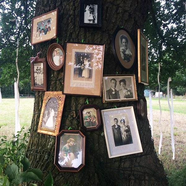 vintage trouwportretten